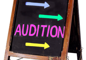 Open Auditions – 9 Feb 2020