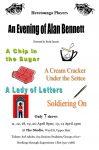 An evening with Alan Bennett